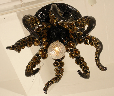 Tentacle Chandeliers To Class Up the Place Gizmodo Hello Keltie – Awesome Chandeliers