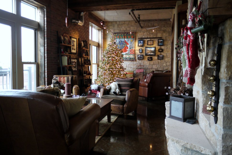 Christmas loft 2009 | Flickr - Photo Sharing!