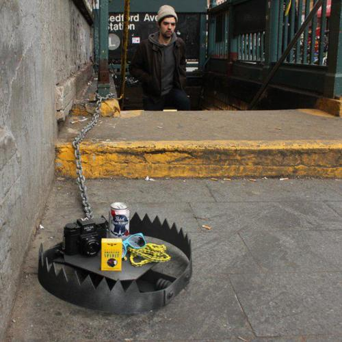 Redhead Against Discrimination • funniest10k: Hipster Traps - In New York, USA ...